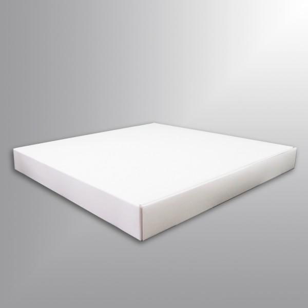 CAIXA BRANCA - Triplex - 27x27x3 cm